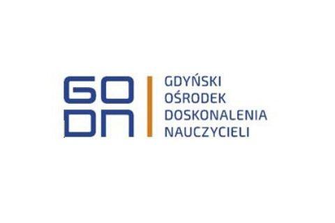 Logotyp Gdyńskiego Ośrodka Doskonalenia Nauczycieli