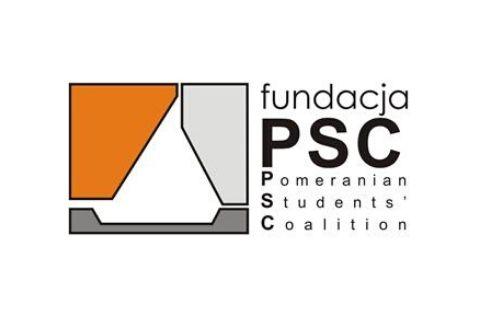 Logo fundacja Pomeranian Students Coalition