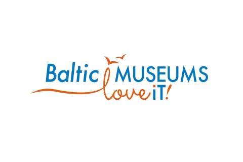 Logotyp Baltic Museum loveiT
