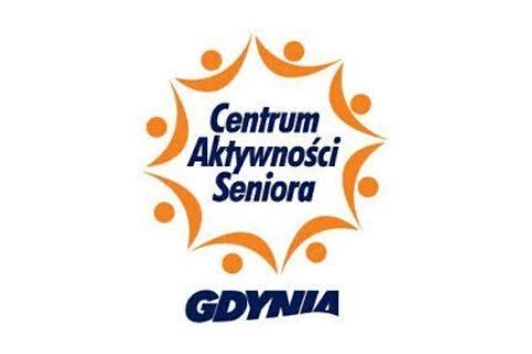 Logo Centrum Aktywności Seniora Gdynia