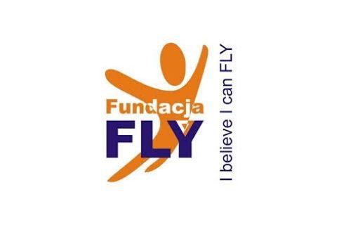 Logotyp Fundacji FLY