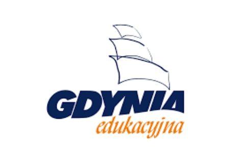 Logo Gdynia edukacyjna