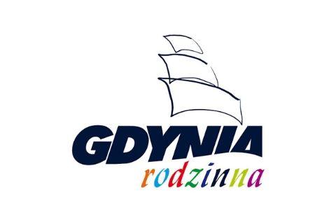 Logo Gdynia rodzinna
