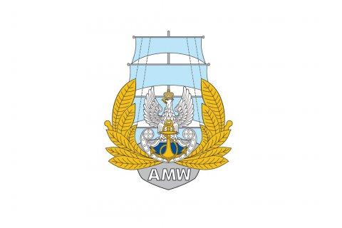 Logotyp Akademii Marynarki Wojennej