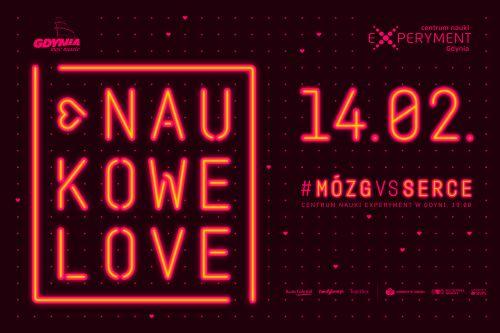 Plakat NaukoweLove 2020