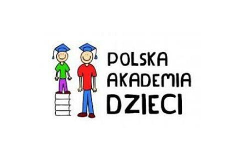 Logotyp Polskiej Akademii Dzieci
