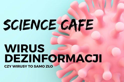 science cafe sierpien 2020