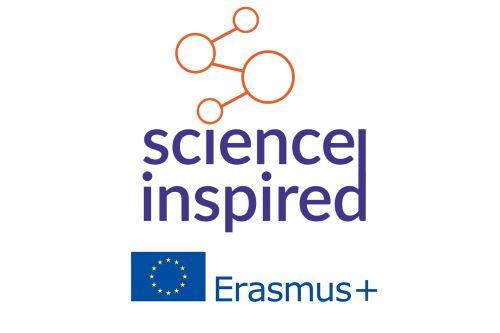 Logotyp programu Science Inspired