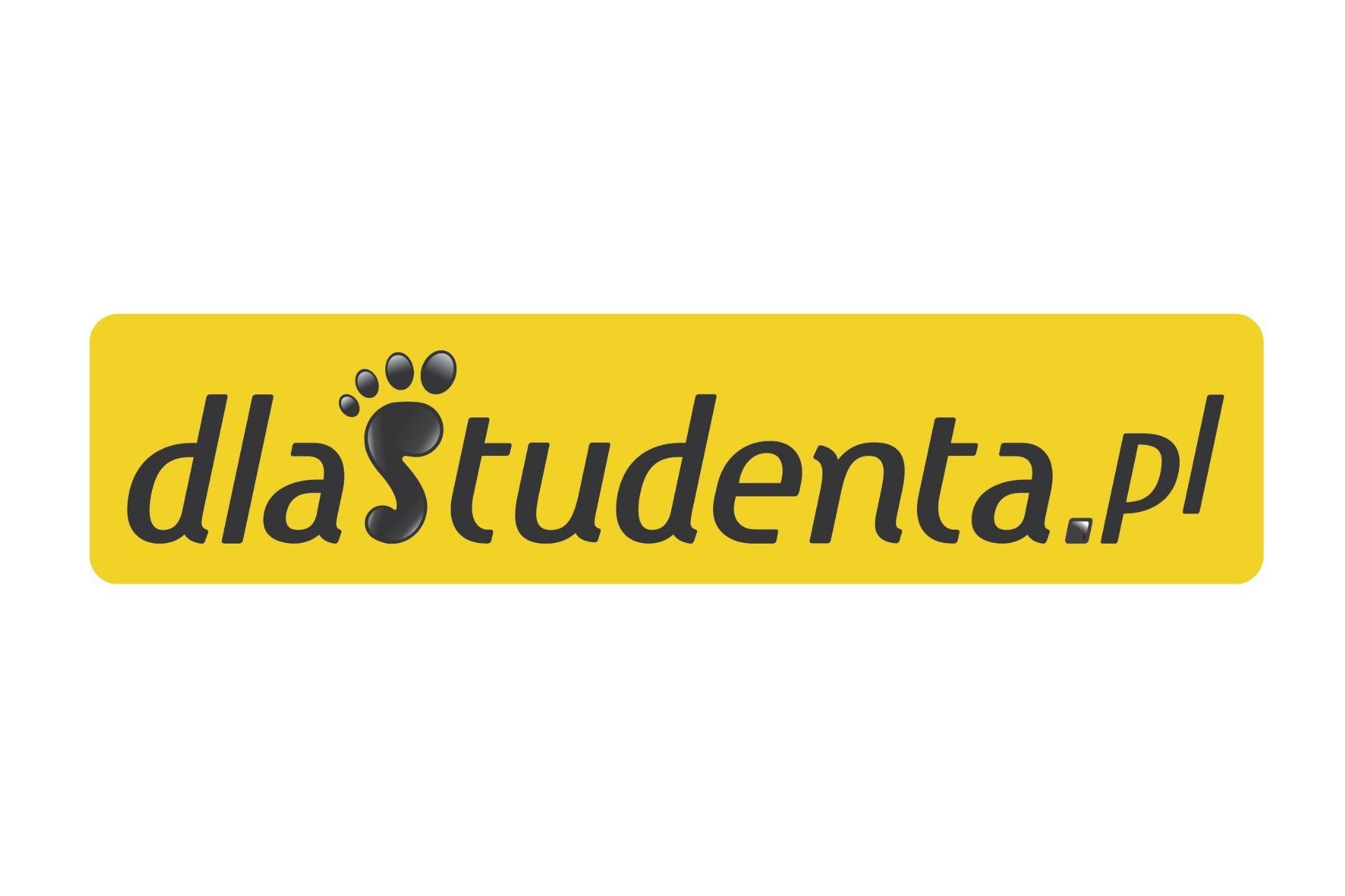 Logo portalu dlastudenta.pl