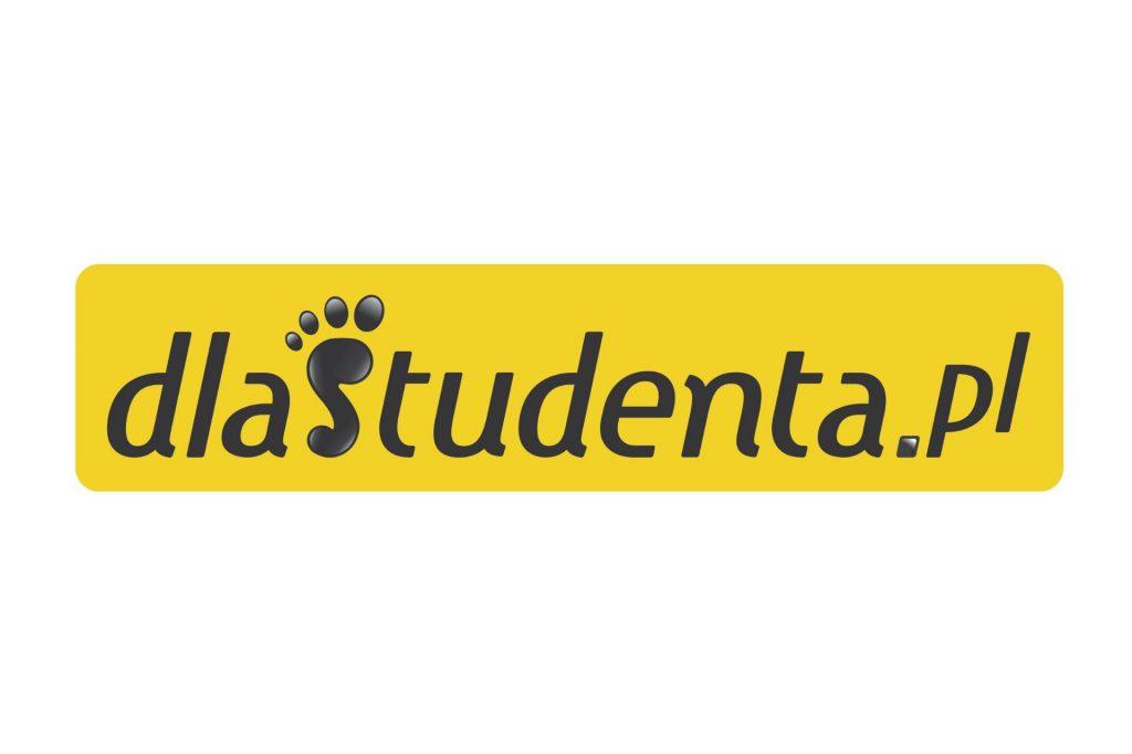 Logotyp serwisu dlastudenta.pl