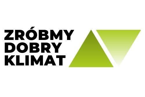Logo projektu Zróbmy Dobry Klimat.
