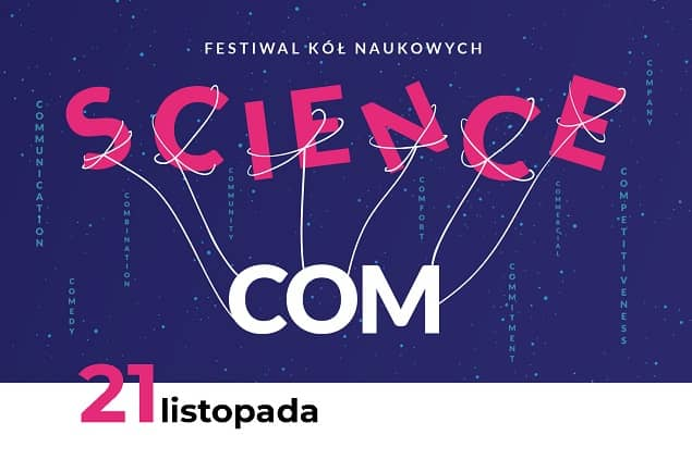 Plakat ScienceCom 2020