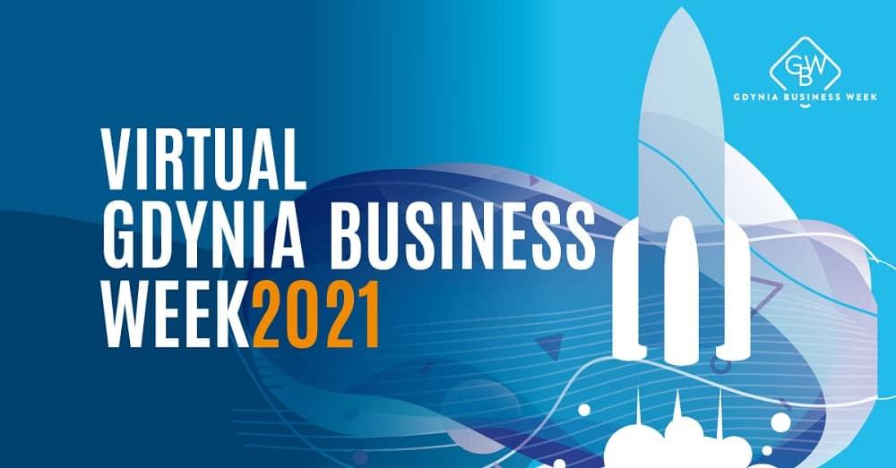 Grafika Gdynia Business Week 2021.